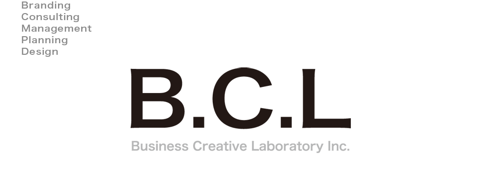 B.C.L - Business Creative Laboratory Inc.
